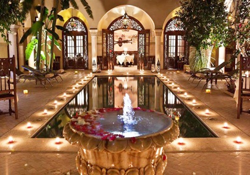 Morocco in ultimate luxury Tour